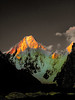 SUNBATH OF G4,Gasherbrum-IV (7925-M), Karakoram, Pakistan, PHOTOGRAPH BY BILALA FAZAL (TARIQ HAMEED SULEMANI) Tags: autumn pakistan mountains tourism nature trekking g4 hiking concordia tariq skardu astore concordians sulemani