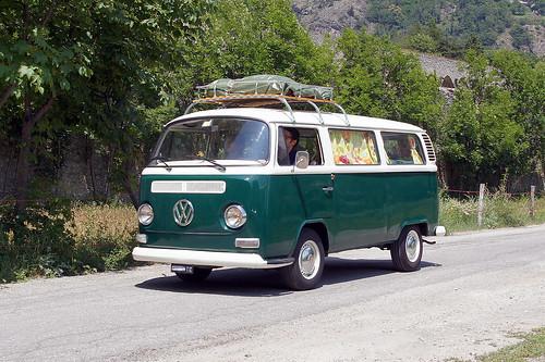 VW T2 Camper. by Maurizio Boi