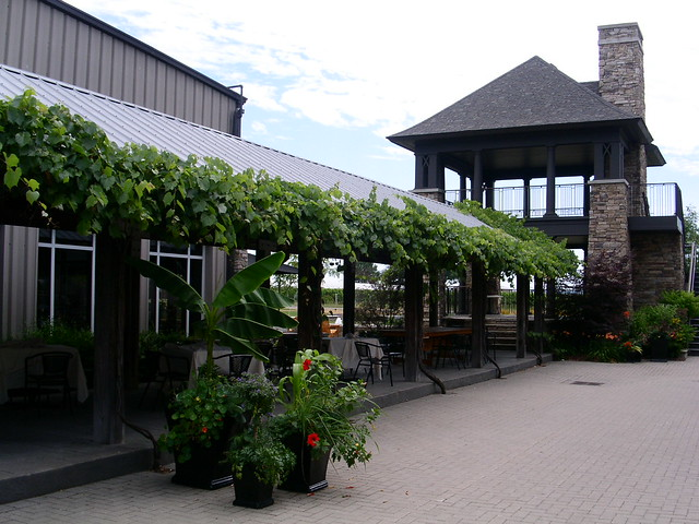 Hillebrand Trius Winery - 22 July 2011 - NiagaraWatch.com