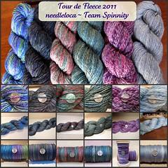 Tour de Fleece 2011