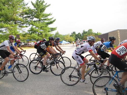 Eric racing