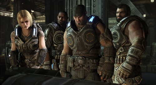 Gears of War 3 Collectibles Location Guide