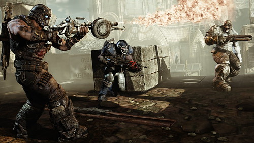 Gears of War 3 Weapons Guide