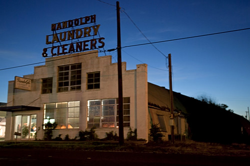 Randolph Cleaners by Mark Bonica