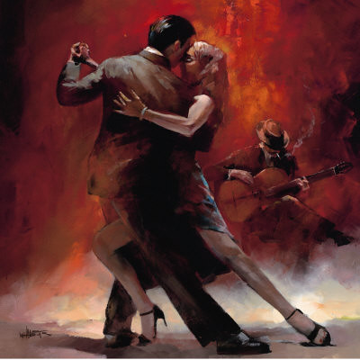 a good dance at a ball and no not the waltz
