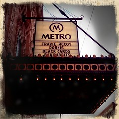 Chicago Metro (JL Hopper Photography) Tags: chicago metro chicagometro donnis traviemccoy badrabbits blackcards