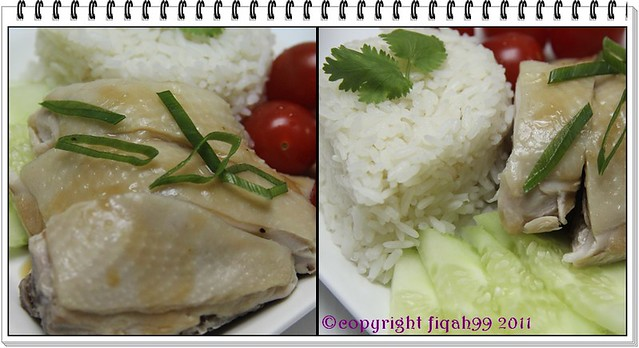 Hainanese Chicken-Rice