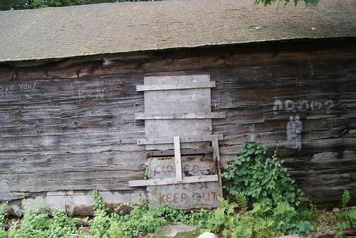 Wayside Inn barn #6