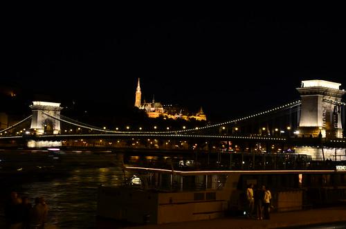 Weekend à Budapest