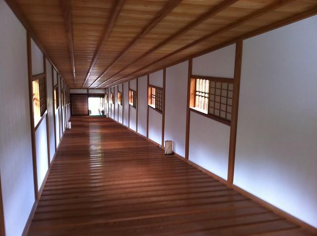 お橋廊下の写真