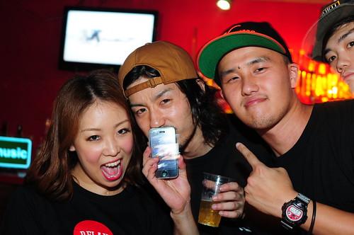 y00k, show, SEN & naoto
