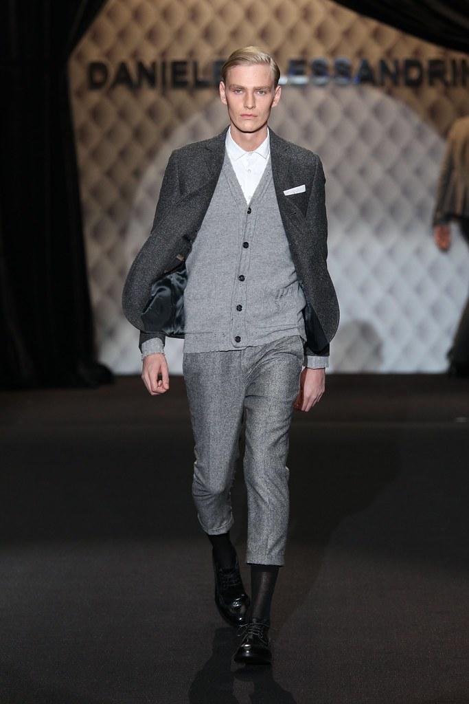 Gerhard Freidl3246_FW11_Milan_Daniele Alessandrini(Homme Model)