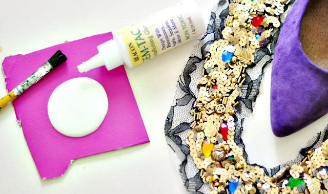 Dolce and Gabbana Embellished Pumps-Shoes-DIY-10