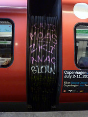 Tags in Copenhagen 2010 (kami68k -all over-) Tags: train copenhagen graffiti tag tags blow illegal moa tagging kopenhagen bombing 2010 dsb tats handstyles handstyle anao zki