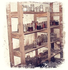 Abandoned Pantry (angelandspot) Tags: abandoned glass decay grunge gross rottenfood angelandspot