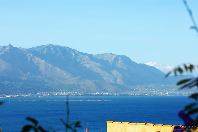 View from Gaeta