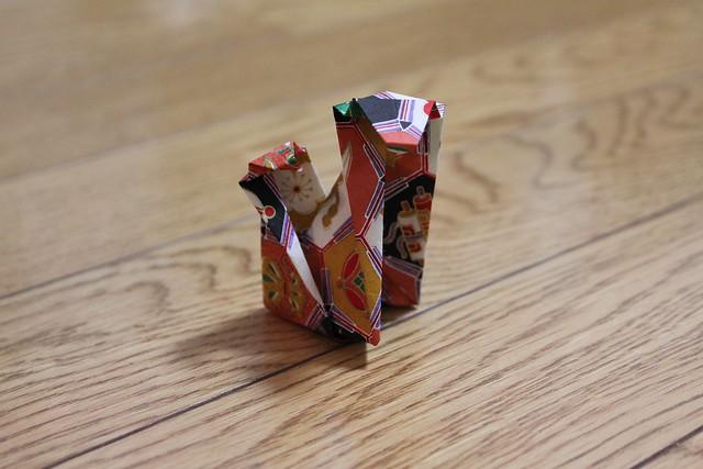 Origami-Saru