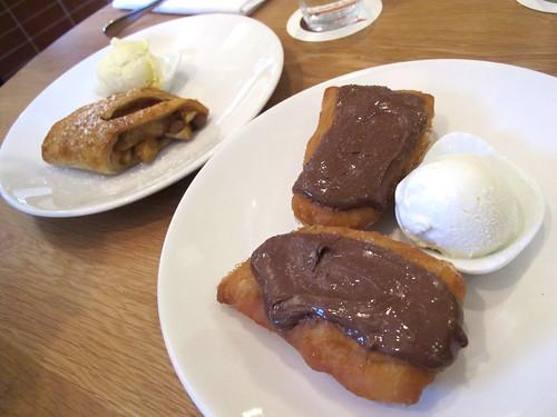 Lupino desserts
