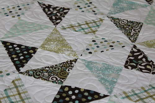 Wedding Quilt Mid Range