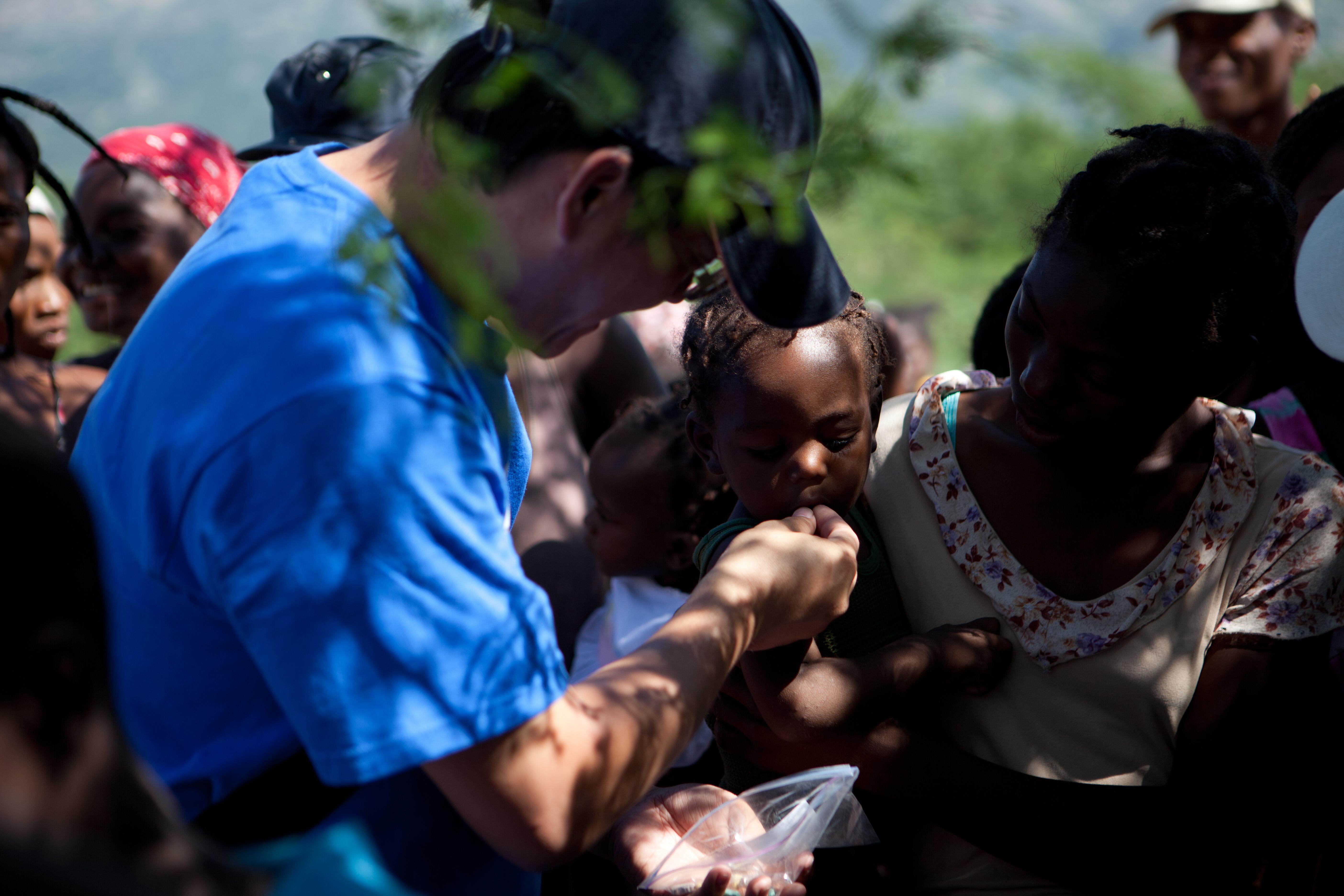 2011 아이티단기선교 어린이사역 (14)