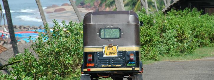 Rickshaw inde