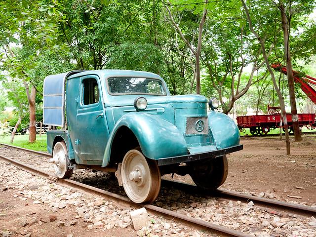 Austin Rail Motor Car