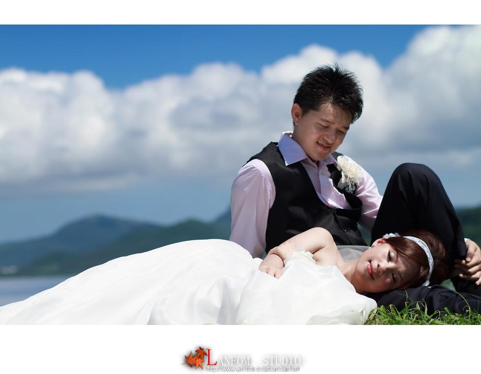 [自助婚紗]愛戀.魚-宏昇&雯瑜