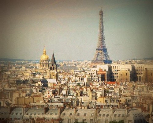 Paris fron the Bell Tower