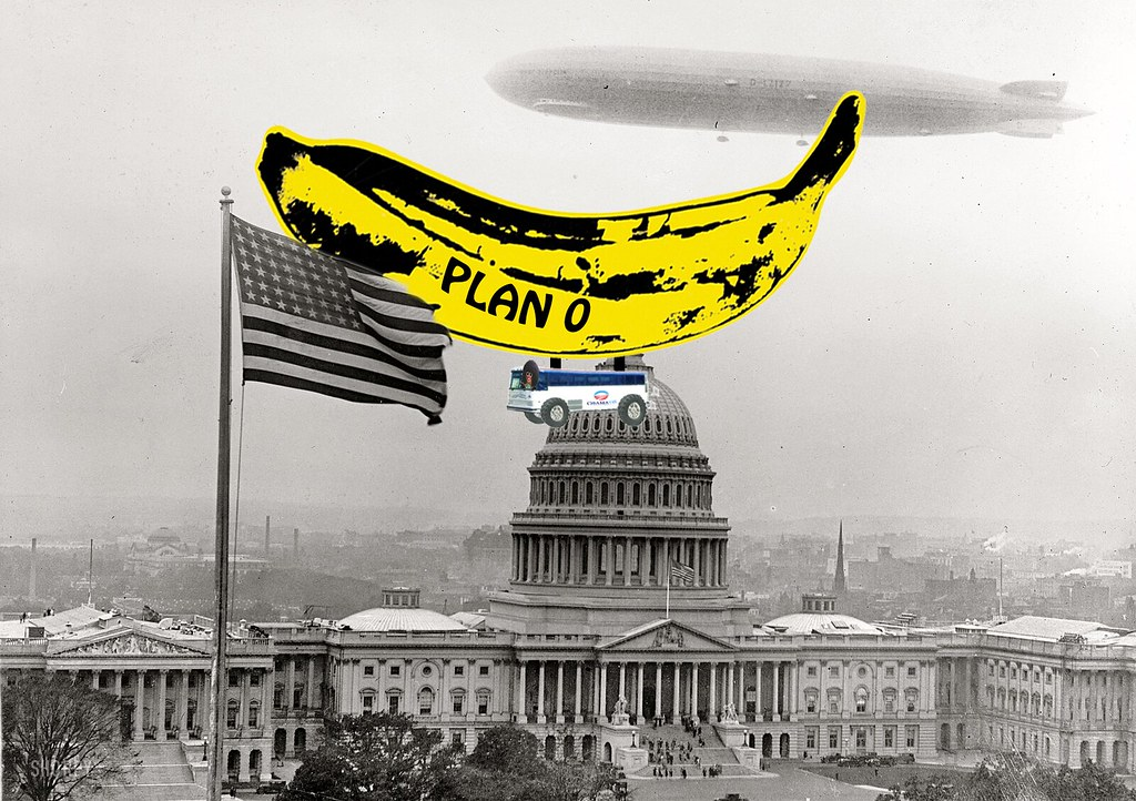 ARRIVAL: PLAN O TO CAPITAL HILL
