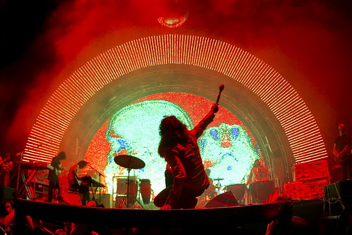 The Flaming Lips by Pat Beaudry
