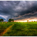 Stormy Skies, Great Ayton. by Stanegg
