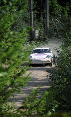 217 Carlo Marenzana and Maurizio Torlasco (IT) Porsche 911 SC (smerikal) Tags: summer sc car race rally 911 racing historic porsche lahti em hassi