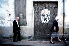 Day Two Hundred & Fourteen (mark_stevo) Tags: street old man lady google couple follow porject365 fujifilmfinepixx100