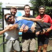 <b>Nicholas, Dan, Bryce &amp; Taylor</b><br />&nbsp;7/25/2011  Hometown: Fayetteville, Arkansas  Trip: From Portland, ME to Seaside, OR