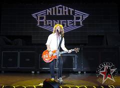 Night Ranger - DTE Energy Center - Clarkston, MI - July 31, 2011