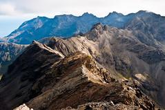 The Black Cuillin (Markro) Tags: mountain mountains skye rock walking landscape outdoors scotland hiking climbing rambling thecuillin bruachnafrithe