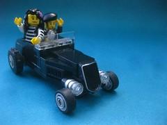 1932 Ford Hi-boy hot rod
