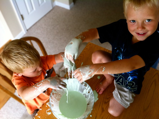 Oobleck 2
