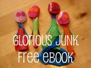 how to make lollipop stick puppets