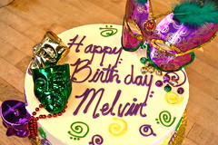 Melvin's B-day