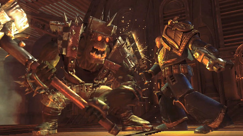 Warhammer Space Marine Crashes and Fixes