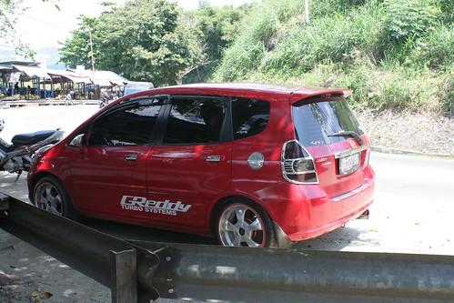 Honda Jazzy?