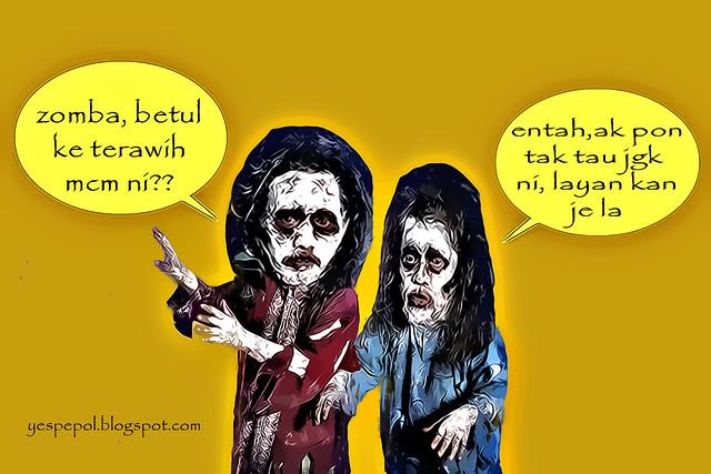 zombi terawih