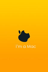 Apple Logo iPhone 4 Wallpapers (Janaka Priyadarshana) Tags: beautiful impressive applelogo ipodtouchwallpapers iphone4wallpapers iphone3gswallpapers