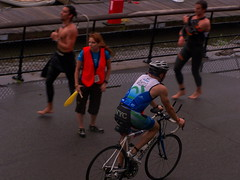 100B3970.JPG (smith_cl9) Tags: street new york city nyc summer two usa ny west green k bike bicycle club mi race speed swim circle one coast boat championship traffic time 10 muscular manhattan side sunday 15 august run basin foundation upper national cycle barefoot miles 40 olympic athletes transition asphalt distance endurance triathlon meters 1500 caf trial 62 km accenture uws nautica individual 79th challenged accelerate 2011 kilometers cyclism agtc paratriathlon
