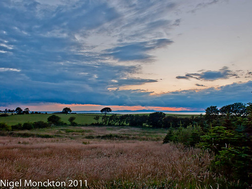 1000/506: 22 July 2011: Solway Twilight by nmonckton
