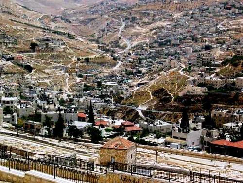 Valle del Cedron