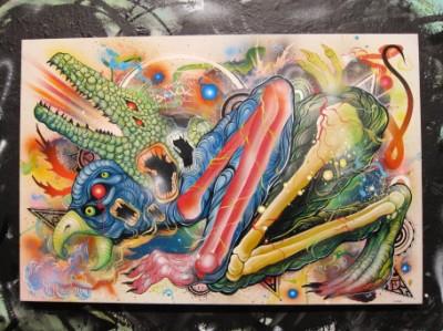 SKINNER Fragile Art of Existence Show