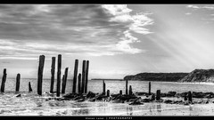 Port Wilunga - Black and White 1.jpg (AussieShogun) Tags: wallpaper hdr portwilunga