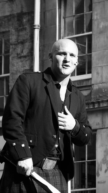 Fringe on the Royal Mile 2011 043